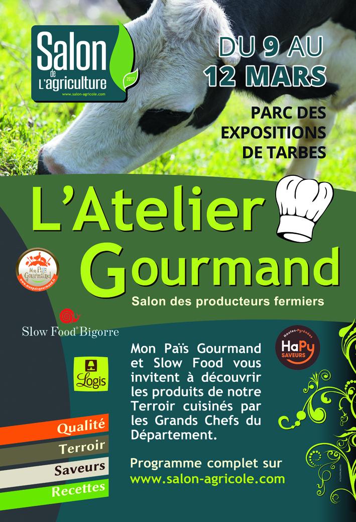 Les venements gastronomiques salon de l 39 agriculture de - Salon de l agriculture machine agricole ...