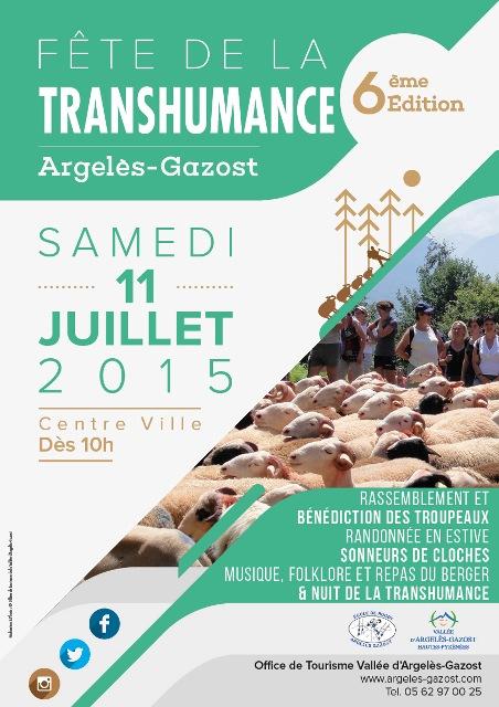 Affiche-FeteDeLaTranshumance12juillet2014